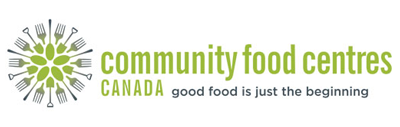Logo: Community Food Centres Canada